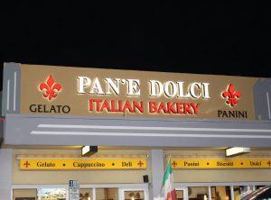 Pan'e Dolci Storefronts